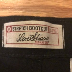 Levi's Jeans - Levi Strauss Signature Bootcut Jeans NWT